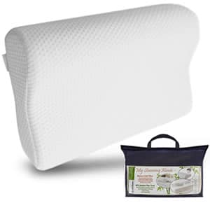 Bamboo memory foam pillow review