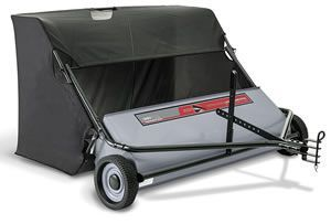 Ohio steel lawn sweeper