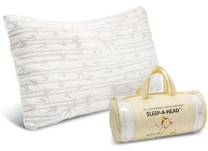 Clara Clark Bamboo Shredded Memory Foam Pillow