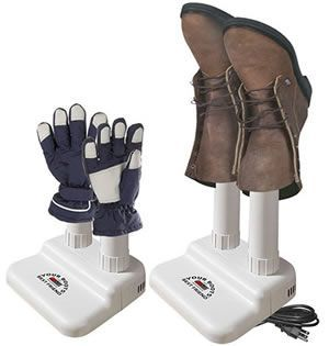Electric boot and glove dryer