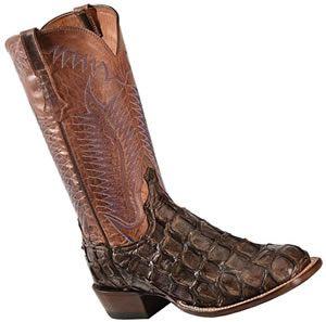 Lucchese Pirarucu Boots