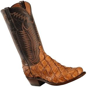 Pirarucu boots
