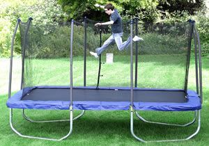 Skywalker 15 Foot Trampoline With Enclosure