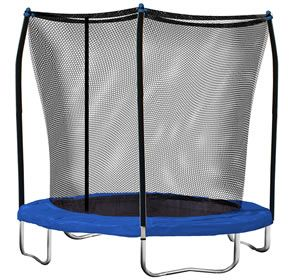Skywalker 8ft Trampoline With Enclosure