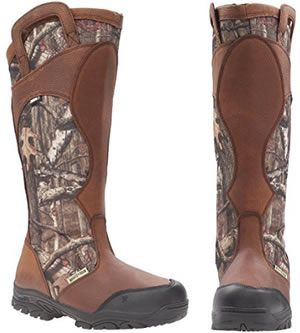 Snake protection boots