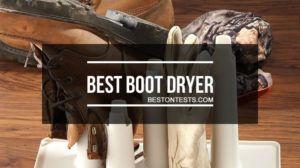 Best boot dryer