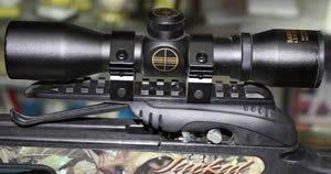 Mount a scope
