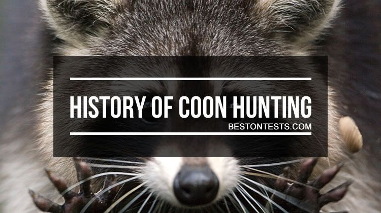 The History Of Coon Hunting Do You Know How All Started