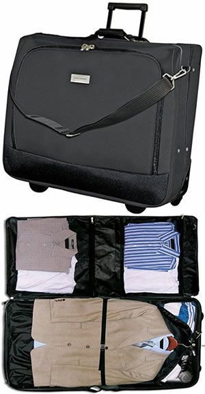 Carry On Luggage For Suits