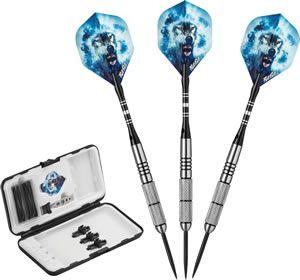 Tungsten steel tip darts