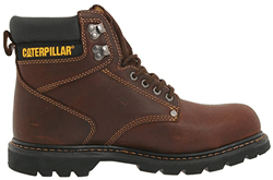 Caterpillar Mens 2nd Shift Steel Toe Boot
