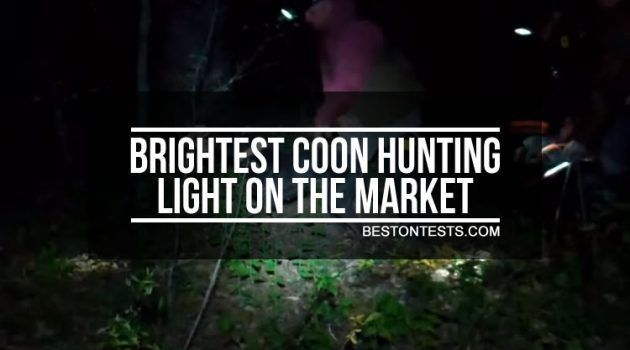 Brightest Coon Hunting Light on the Market: InnoGear 5000 Lumens Review