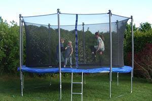 Best price on trampolines