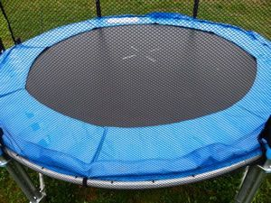 Best price on trampolines with enclosure