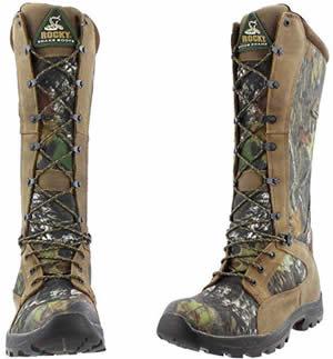 Rocky women's snake boots