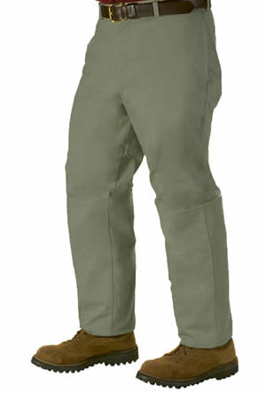 Snake proof hiking pants