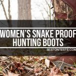 Women Snake Proof Hunting Boots