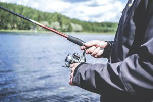Fishing Rod and Reel Combo for Freshwater