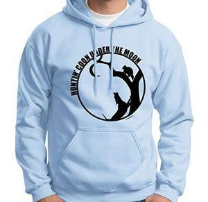 Premium hunting coon hoodie