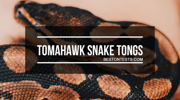 Tomahawk Snake Tongs Reviews Top Of The Line Reptile