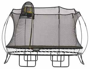 What is the safest trampoline to buy