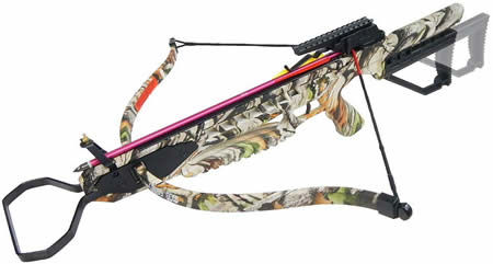 Camouflage Hunting Crossbow