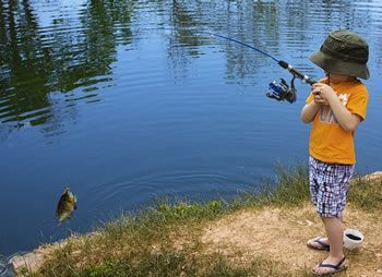 Best Fishing Pole For 5 Year Old: Teach Them While They're Young