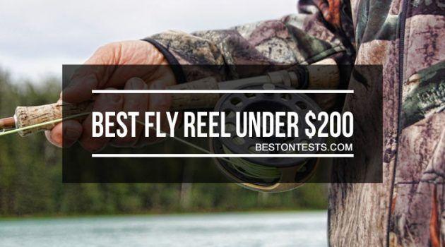 Best Fly Reel Under 200 Dollars: Saltwater And Freshwater Reel Reviews