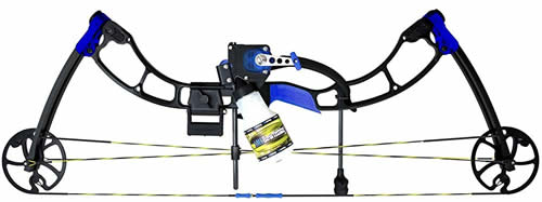 Eradicator bowfishing bow